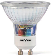 lamptiras geyer led gu10 glass 60 5w 3000k 400lm photo