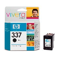 gnisio melani hewlett packard no 337 vivera mayro black me oem c9364ee photo