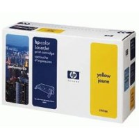 gnisio hewlett packard yellow toner me oem c9722a photo