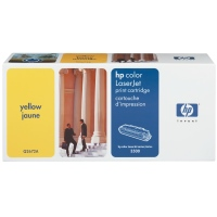 gnisio hewlett packard yellow toner me oem q2672a photo