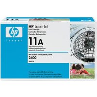 gnisio hewlett packard black toner no 11a me oem q6511a photo