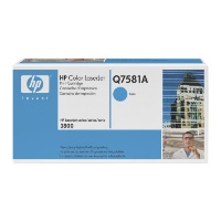 gnisio hewlett packard cyan print cartridge me colorsphere toner me oem q7581a photo