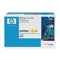 gnisio hewlett packard yellow print cartridge me colorsphere toner me oem q5952a photo