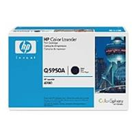 gnisio hewlett packard black print cartridge me oem q5950a photo