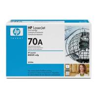 gnisio hewlett packard black toner me oem q7570a photo