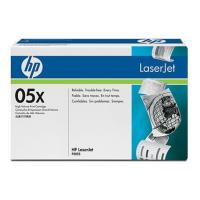 gnisio hewlett packard black toner me oem ce505x photo