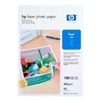 gnhsio xarti hewlett packard a4 mat fotografiko laser photo paper matt 100 fylla me oem q6550a photo