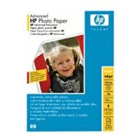 gnisio xarti hewlett packard a4 fotografiko advanced glossy photo paper 25 fylla me oem q5456a photo