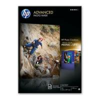gnisio xarti hp a4 fotografiko advanced glossy photo paper 50 fylla me oem q8698a photo