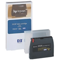 data cartridge hewlett packard 1 8 travan tr5 10 20gb me oem c4435a photo