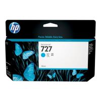 gnisio melani hewlett packard no727 gia dj t1500 2500 920 cyan 130ml oem b3p19a photo