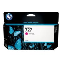 gnisio melani hewlett packard no727 gia dj t1500 2500 920 magenta 130ml oem b3p20a photo