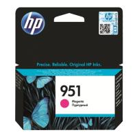 gnisio melani hewlett packard no951 gia officejet pro 8100 8600 magenta oem cn051ae photo