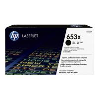 gnisio hewlett packard toner 653x gia lj enterprise m680z m680dn m680f black hc oem cf320x photo