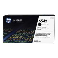 gnisio hewlett packard toner 654x gia lj enterprise m651n 651dn 651xh black hc oem cf330x photo