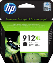 gnisio melani hewlett packard no 912xl gia 8014 8015 pro 8022 8024 black me oem 3yl84ae photo