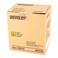gnisio develop toner tnp 22y gia ineo 35 yellow oem a0x52d2 photo