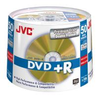 jvc dvd r 16x 47gb gold matt cakebox 50pcs japan made by taiyo yuden photo