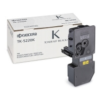 toner kyocera black me oem tk 5220k photo