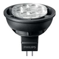 lamptiras led philips master ledspotlv d 65w gu53 830 mr16 24d photo