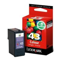 gnisio melani lexmark egxromo colour no 43xl me oem 18yx143e photo