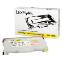 gnisio toner lexmark kitrino yellow high capacity me oem c500h2yg photo
