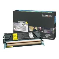 gnisio toner lexmark kitrino yellow me oem c5220ys photo