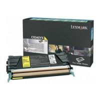 gnisio toner lexmark kitrino yellow me oem c5340yx photo