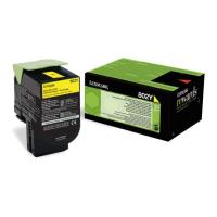 gnisio lexmark toner 80c20y0gia cx310dn n yellow oem 80c20y0 photo