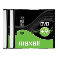 maxell dvd r 47gb 16x slimcase 10pcs photo