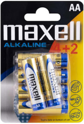 mpataries maxell alkaline 2a 4 2pack photo