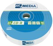 my media cd r 700mb wrap 10pcs photo