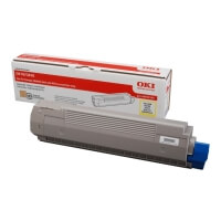 gnisio oki toner c810 c830 yellow oem 44059105 photo