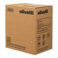 gnisio olivetti toner b0894 yellow gia d color mf3000 oem b0894 photo