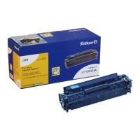 pelikan 4207180 symbato me hp cc531a cyan toner photo