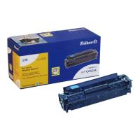pelikan 4208255 symbato me hp ce251a cyan toner photo