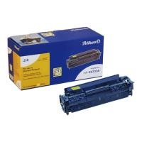 pelikan 4208279 symbato me hp ce252a yellow toner photo