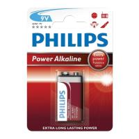 mpataria philips power alkaline 6lr61p1b 9v photo