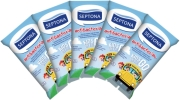 antibaktiriaka mantilakia septona kids on the go 5pack photo