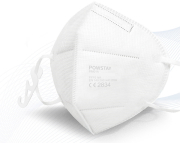 maska prostasias prosopoy ffp2 psa powstay respirator mask 10 pieces pack photo