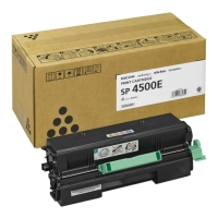 gnisio ricoh toner black sp4500e me oem 407340 photo