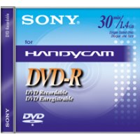 sony dmr 30 14gb 8cm dvd r 1pcs photo