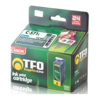 tfo ink c 571c symbato me canon cli 571c 12ml photo