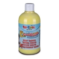 tempera superwashable mpoykali yellow 500ml photo