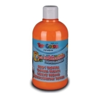 tempera superwashable mpoykali orange 500ml photo