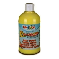 tempera superwashable mpoykali sun yellow 500ml photo