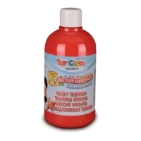 tempera superwashable mpoykali carmine red 500ml photo