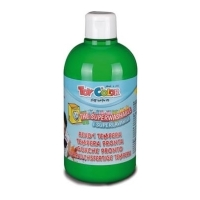 tempera superwashable mpoykali bright green 500ml photo