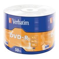 verbatim dvd r 16x 47gb matt silver wrap 50pcs photo
