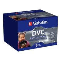 verbatim mini dv 60min 3pcs photo